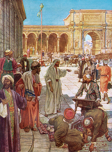 William_Hole_Jesus_Casts_Out_The_Money_Changers